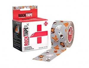 "Taśma RockTape RX (Gentle) (5cm x 5m) ""Animals"""